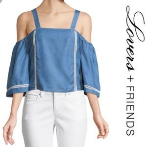 ❤️Lovers + Friends Blouse Sizes Xs And Medium❤️